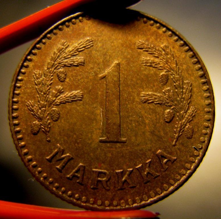 1 Markka 1949