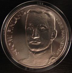 10 euro 2003 Mannerheim and St. Petersburg ( BU ) In case