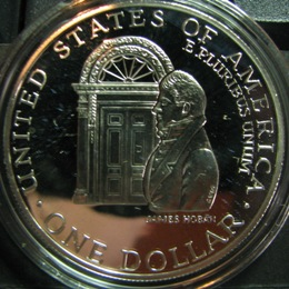 US 1 Dollar 1992W WHITE HOUSE KM#236 ( PROOF 00 )In case