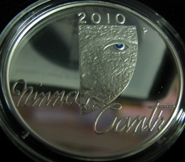 10 euro 2010 Minna Canth ( PROOF ) In case