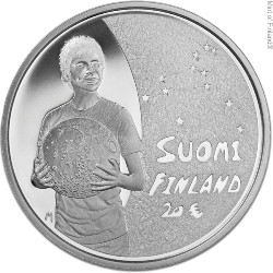 Finland 20 euro 2010 Children and creativity ( BU )