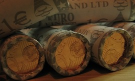 Finland 2 cent 2011 Mint of Finland coins roll