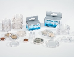 Leuchtturm Coin capsules 01pcs/packet ( 21.5 mm ) CAPS 21.5
