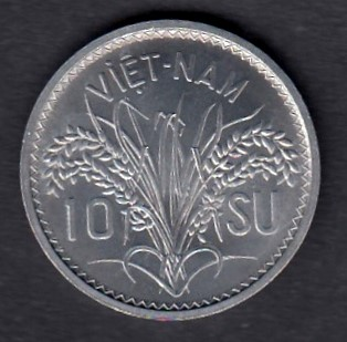 South-Vietnam 1 Su 1953 KM-1 ( UNC )