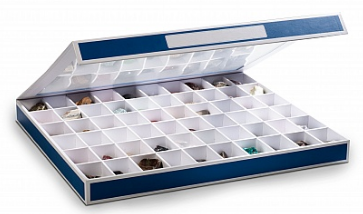 LEUCHTTURM Collector box K60 ( blue )