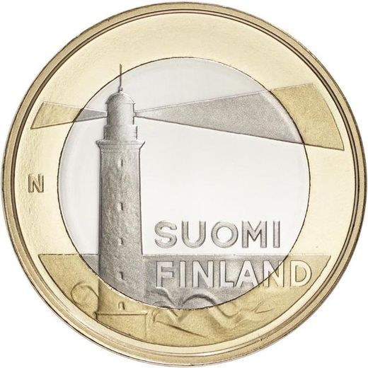 Finland 5 euro 2013  Provincial Buildings Åland ( PROOF ) In box